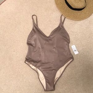 NWT LA Hearts Sphinx one piece swimsuit